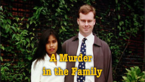 A Murder In The Family