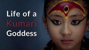 Life of a Kumari Goddess