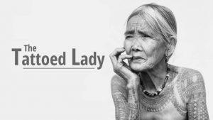 The Tattoed Lady