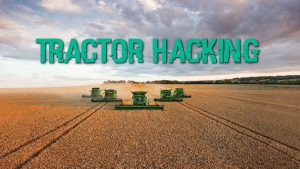 Tractor Hacking
