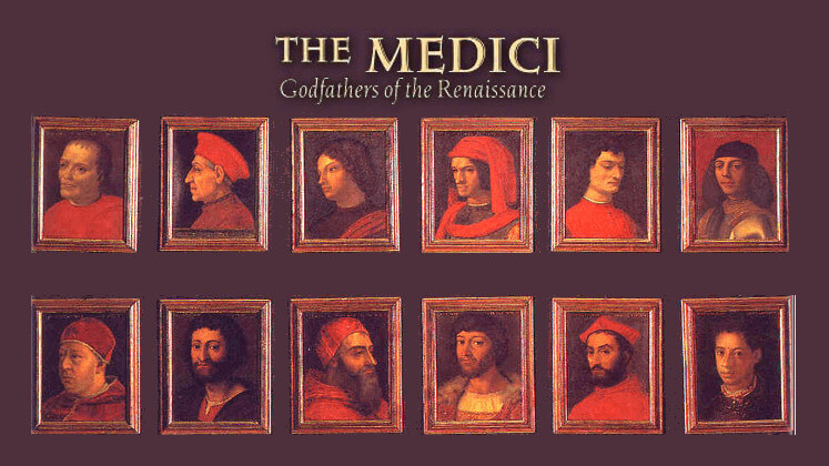 The Medici: Godfathers of the Renaissance – WorkLizard |Renaissance Medici Family Geneology