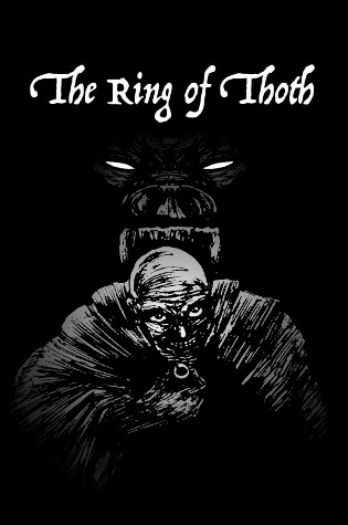 Listen to the full audiobook The Ring of Thoth by Arthur Conan Doyle