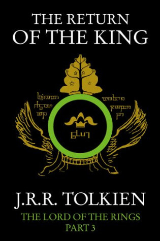 Listen to the full audiobook The Lord Of The Rings the return of the king