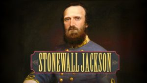 Civil War Journal: Stonewall Jackson