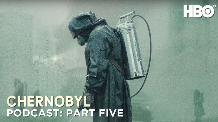 The Chernobyl Podcast: Part Five