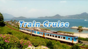 Japan Train Cruise: Along the Coast of the Seto Inland Sea