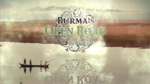 Burma's Open Road