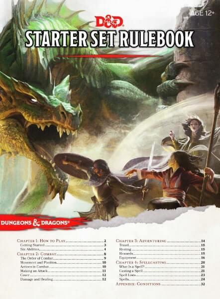 Starter Set Rulebook