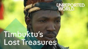 Timbuktu's Lost Treasures