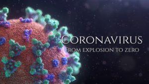 Coronavirus: From Explosion to Zero