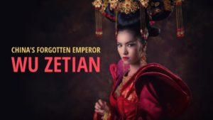China's Forgotten Emperor: Wu Zetian