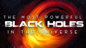 The Most Powerful Black Holes in the Universe